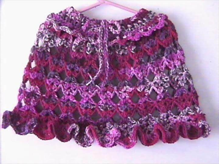 Beautiful 24 Lots Inspiration Crochet Poncho Design Crochet Baby Poncho Of Amazing 45 Pics Crochet Baby Poncho