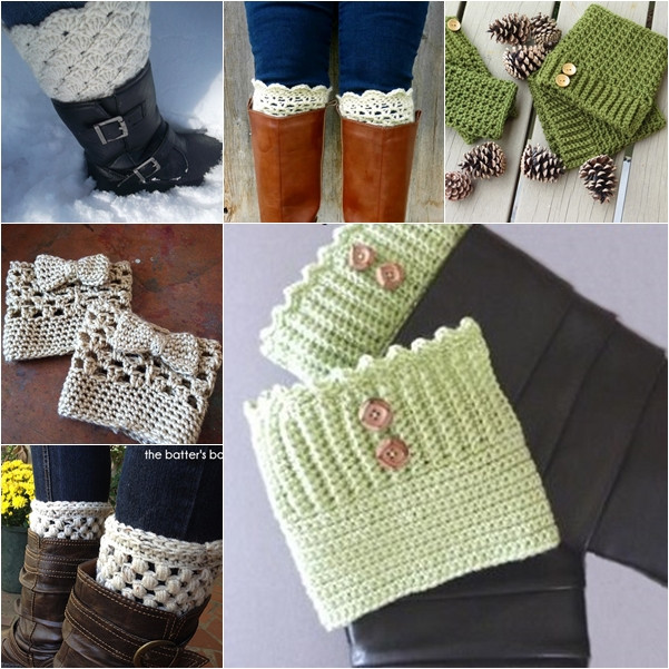 Beautiful 26 Wonderful Free Patterns for Crochet Boot Cuffs Free Crochet Boot Cuff Pattern Of Amazing 42 Ideas Free Crochet Boot Cuff Pattern