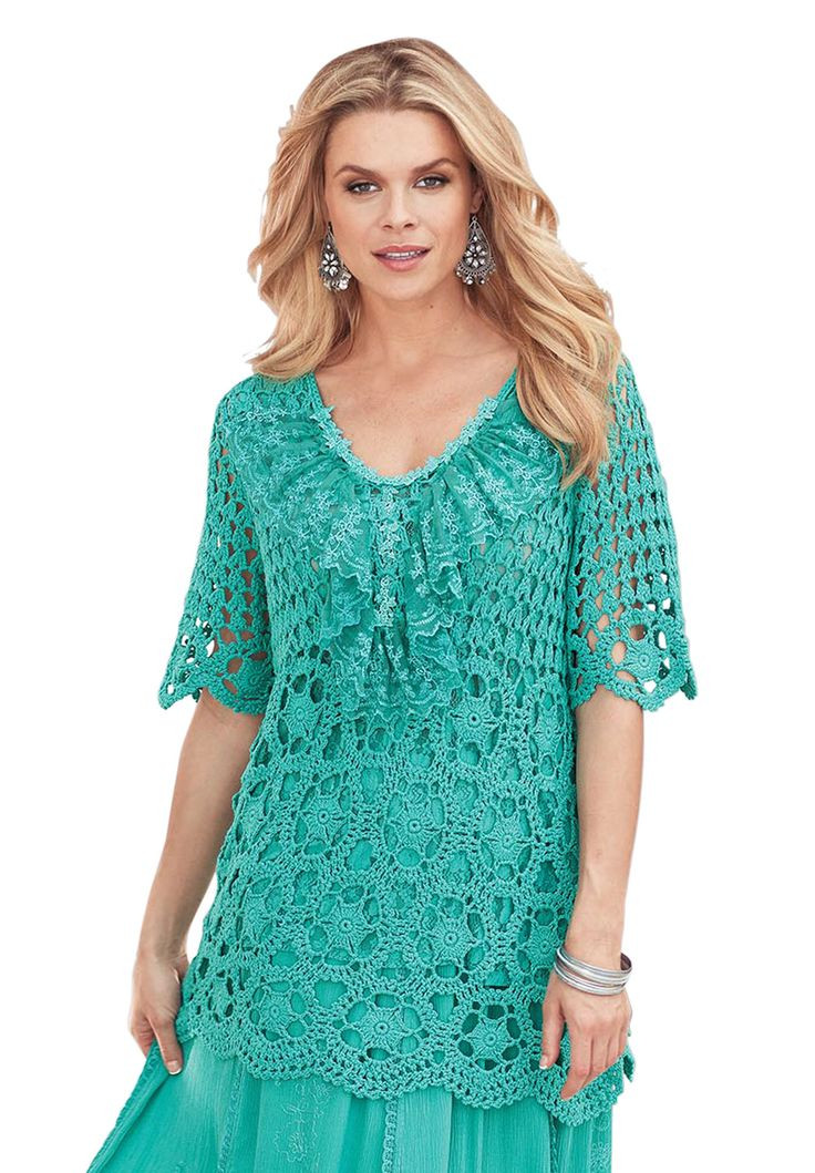 Beautiful 290 Best Images About Crochet Tunicas On Pinterest Plus Size Crochet Sweater Of Perfect 44 Models Plus Size Crochet Sweater