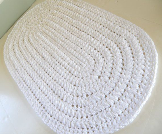 Beautiful 31 Best Images About Bath Mats On Pinterest Crochet Bathroom Rug Of Great 43 Images Crochet Bathroom Rug