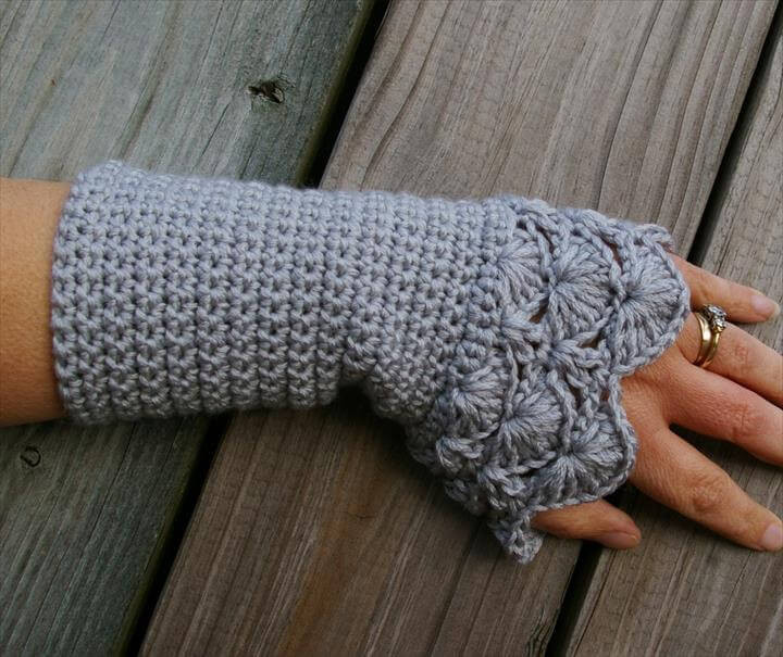 Beautiful 37 Awesome Basic Crochet Fingerless Armwarmers Crochet Arm Warmers Of Gorgeous 44 Images Crochet Arm Warmers