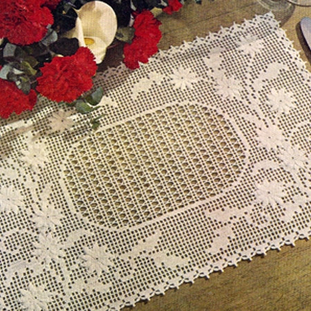 Beautiful 37 Crochet Placemat Patterns Crochet Placemats Of Gorgeous 40 Models Crochet Placemats