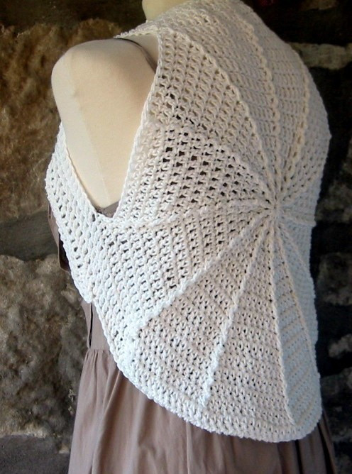 38 Crochet Shrug Patterns