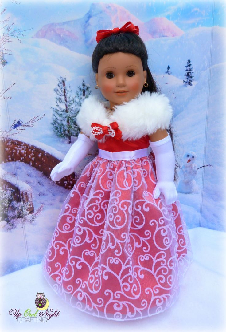 Beautiful 410 Best Images About American Girl Gowns & Fancy Dresses American Girl Doll Christmas Outfits Of Wonderful 40 Ideas American Girl Doll Christmas Outfits