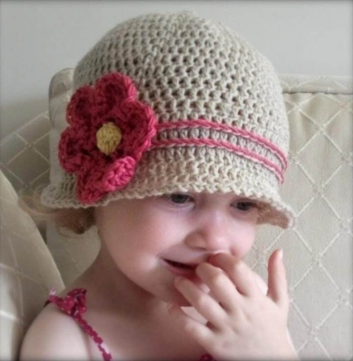 Beautiful 45 Super Diy Crochet Brimmed Beanie Hat Design Crochet Sun Hat Pattern Of Superb 48 Ideas Crochet Sun Hat Pattern