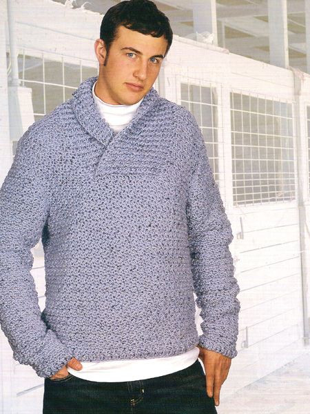 Beautiful 5167 Best Crochet Love Images On Pinterest Crochet Mens Sweater Of Awesome 15 Crochet Men Sweater Patterns 2017 Crochet Mens Sweater