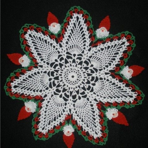 Beautiful 567 Best Vianoce Images On Pinterest Christmas Doilies Of Wonderful 44 Photos Christmas Doilies