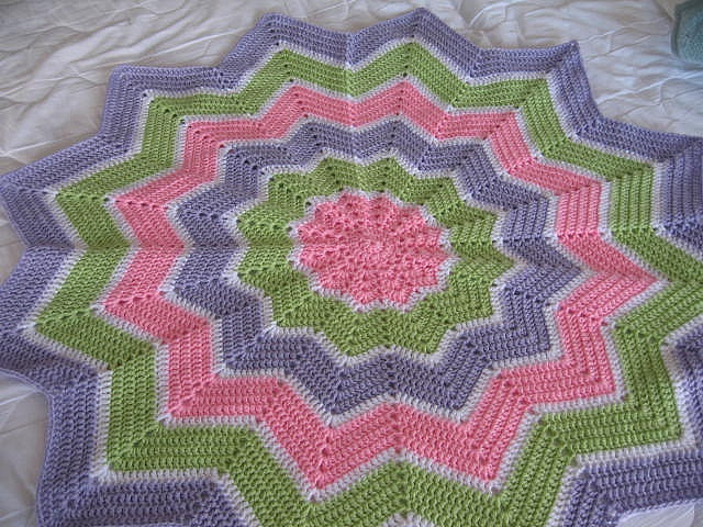 Beautiful 65 Best Afghans Round Ripple 12 Point Crochet Images Round Crochet Blanket Of Fresh 46 Models Round Crochet Blanket