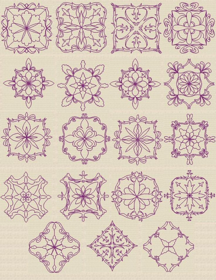 Beautiful 66 Best Images About Mandalas and Motifs On Pinterest Embroidery Quilt Patterns Of Contemporary 50 Pictures Embroidery Quilt Patterns