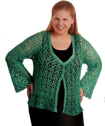 Beautiful 78 Best Images About Crochet for Curvy Women On Pinterest Plus Size Crochet Cardigan Of Delightful 41 Models Plus Size Crochet Cardigan