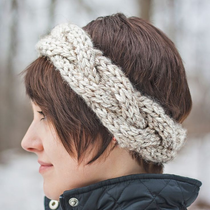 Beautiful 855 Best Images About Knitting Patterns & Tutorials On Braided Knit Headband Of Amazing 42 Pics Braided Knit Headband
