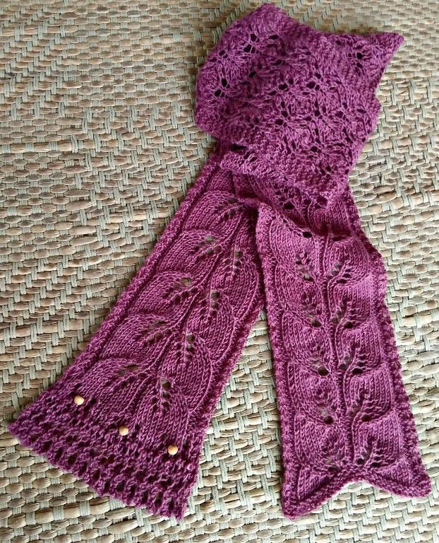 Beautiful 9 Fantastic Free Knitted Lace Scarf Patterns Lacy Scarf Knitting Pattern Of Superb 46 Models Lacy Scarf Knitting Pattern