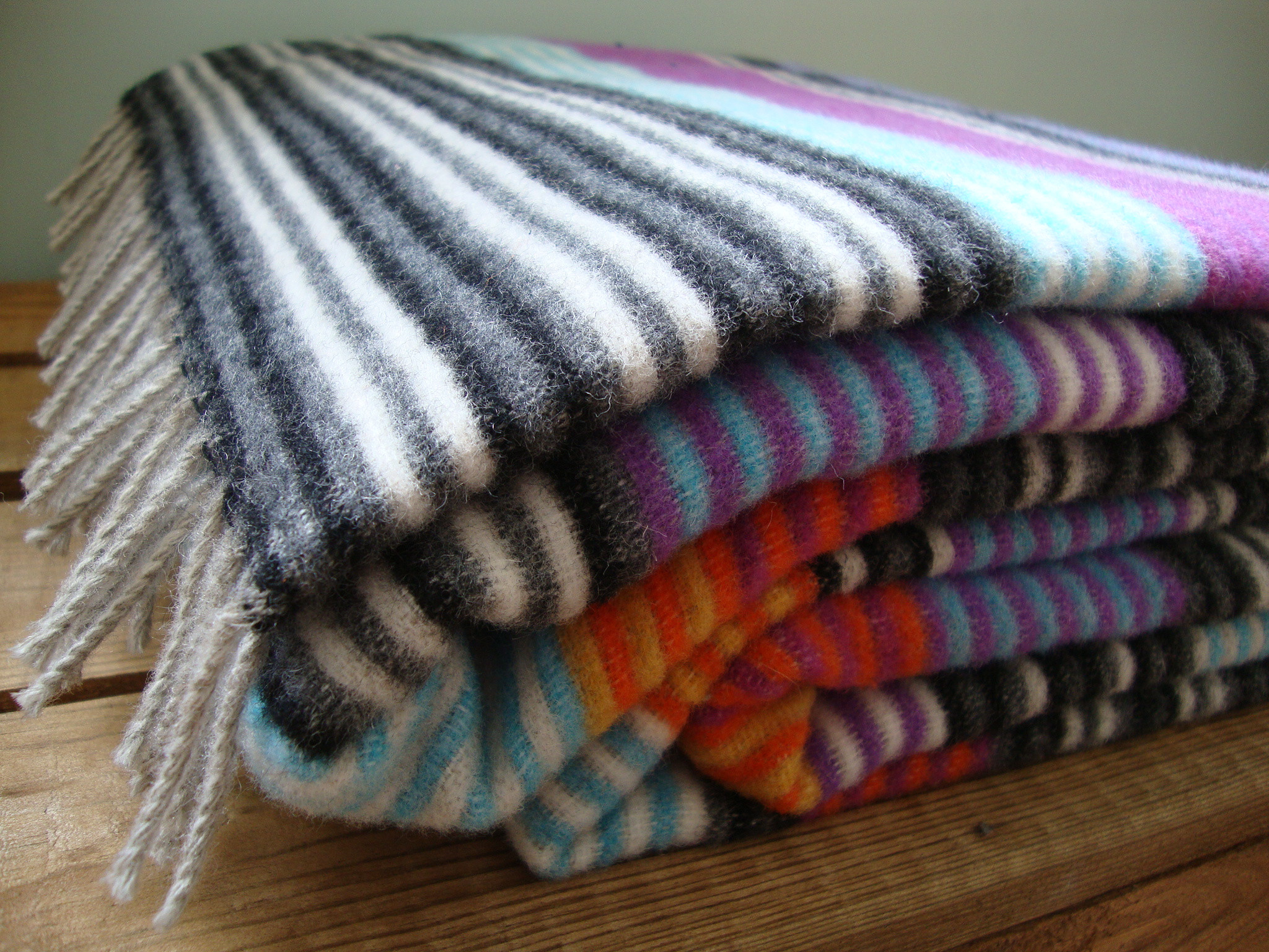 A Cornucopia of Winter Blankets
