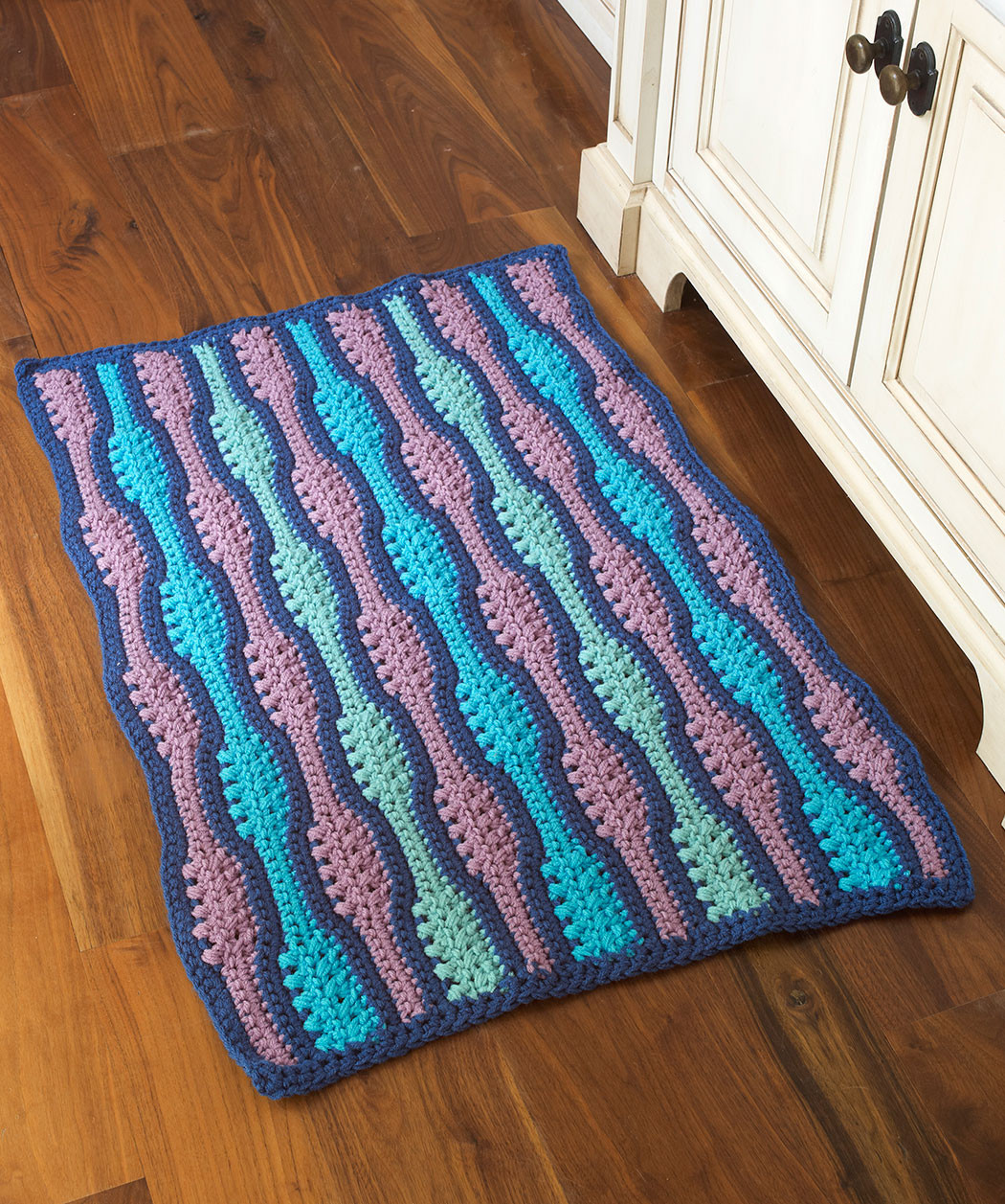 Add Some Color To Your Floor With These Rugs
