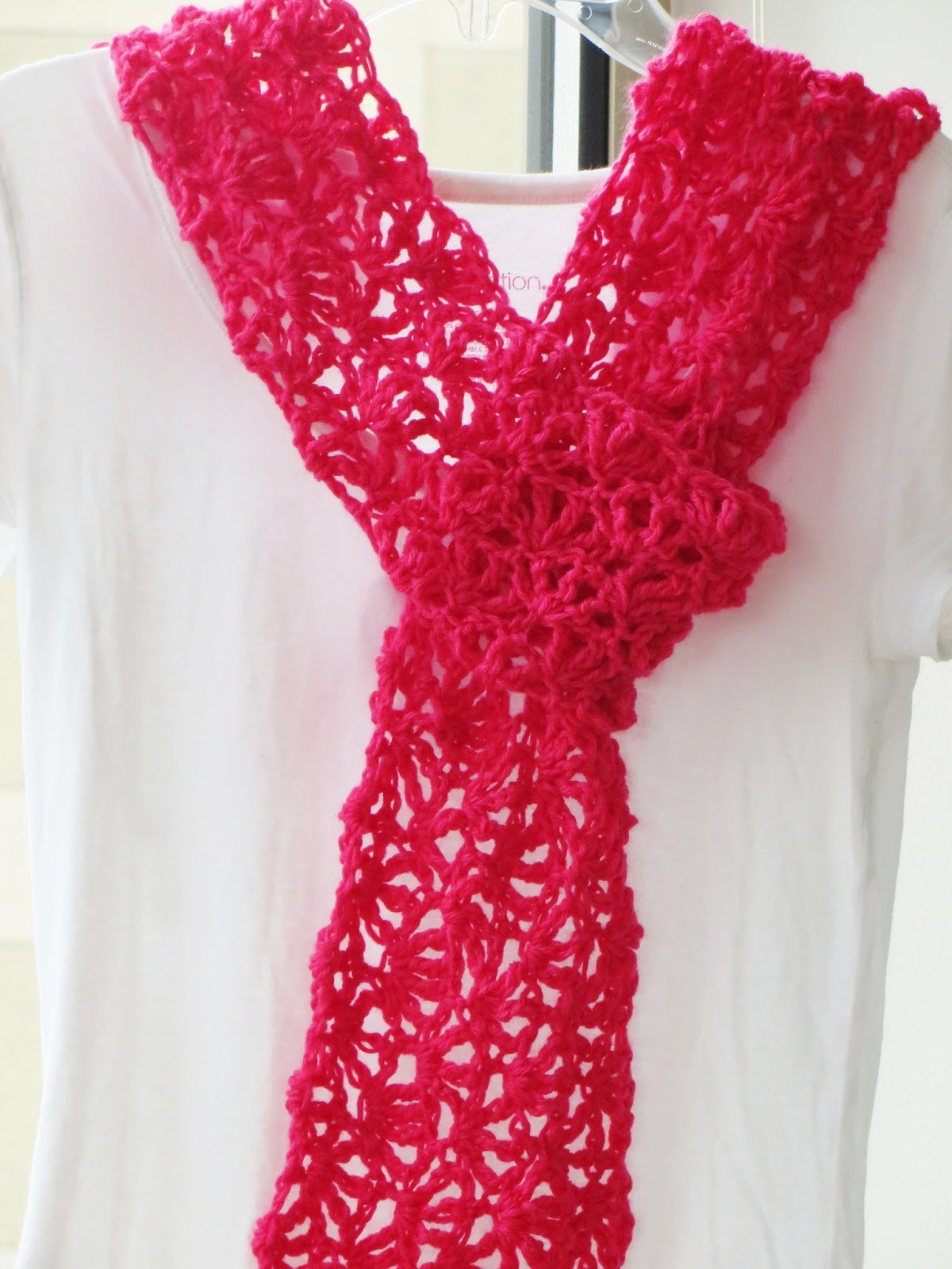 Beautiful Alana Lacy Scarf for Summer Free Crochet Pattern for Lacy Crochet Scarf Patterns Of Amazing 50 Pics Lacy Crochet Scarf Patterns