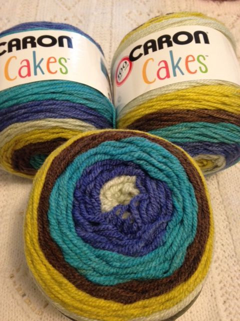 ALL SOLD Caron Cakes Various Colors