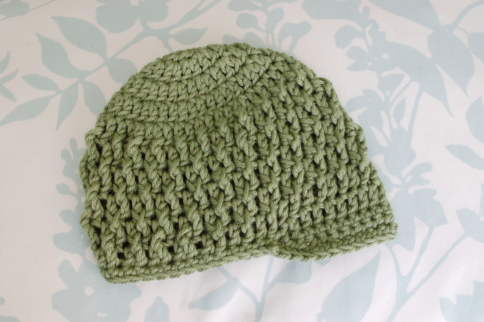 Beautiful Alli Crafts Free Pattern Deeply Textured Hat 3 Months Crochet Stitches for Hats Of Lovely 46 Models Crochet Stitches for Hats