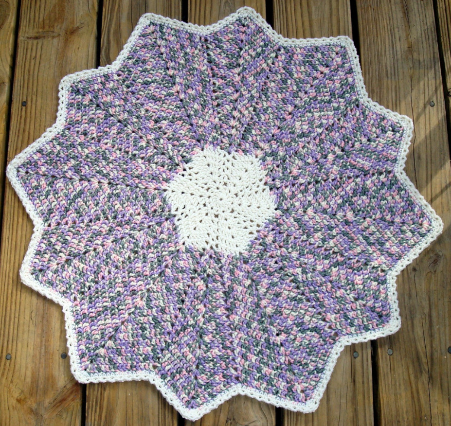 Beautiful Amazing asymmetrical Round Ripple Round Afghan Crochet Pattern Of Great 44 Photos Round Afghan Crochet Pattern