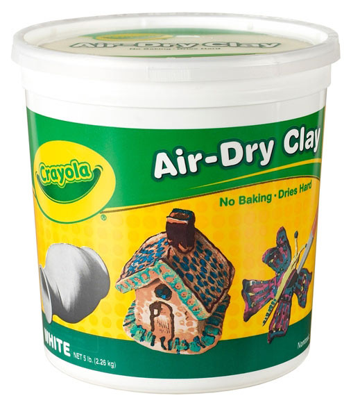 Beautiful Amazon Crayola Air Dry Clay White 5 Pound Colored Air Dry Clay Of Amazing 47 Pictures Colored Air Dry Clay
