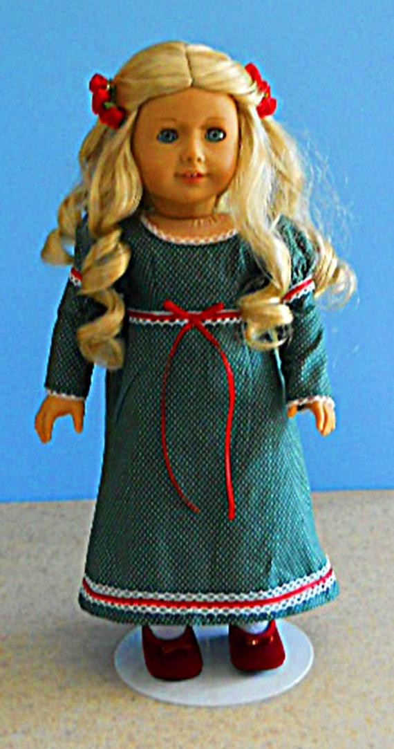Beautiful American Girl Doll Clothes Green Christmas Regency Dress American Girl Christmas Dress Of Lovely 47 Models American Girl Christmas Dress
