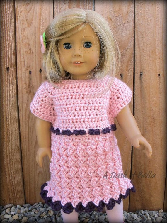Beautiful American Girl Doll Party Dress Crochet Pattern American Girl Doll Crochet Patterns Of Adorable 47 Pics American Girl Doll Crochet Patterns