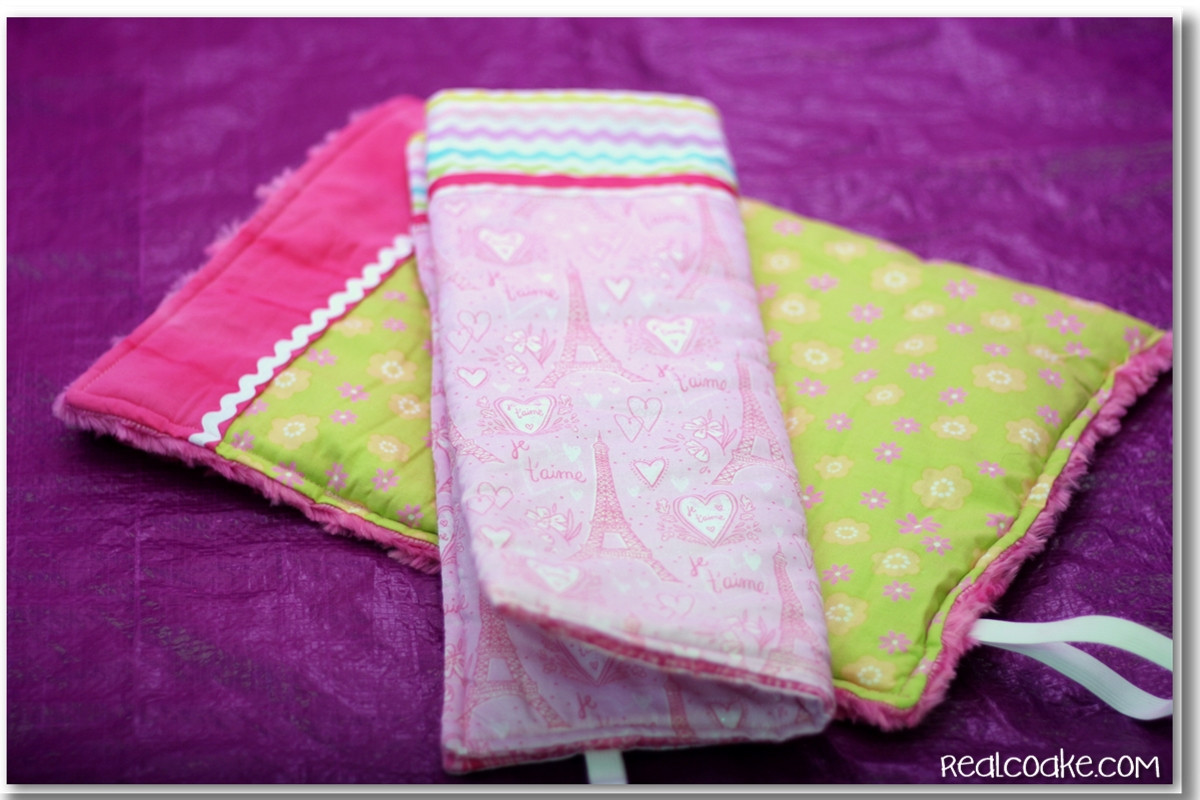 American Girl Doll Patterns to make a sleeping bag for