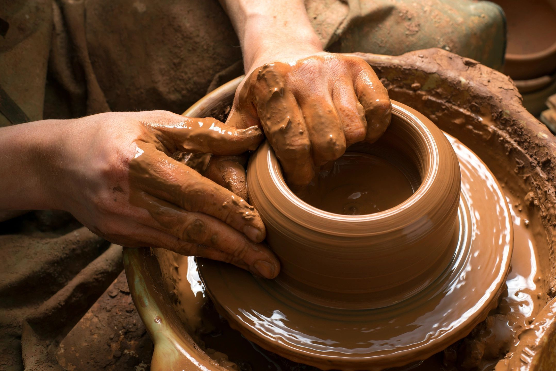 Beautiful Anam Cré Pottery Studio Clay Pottery Wheel Of Superb 47 Pictures Clay Pottery Wheel