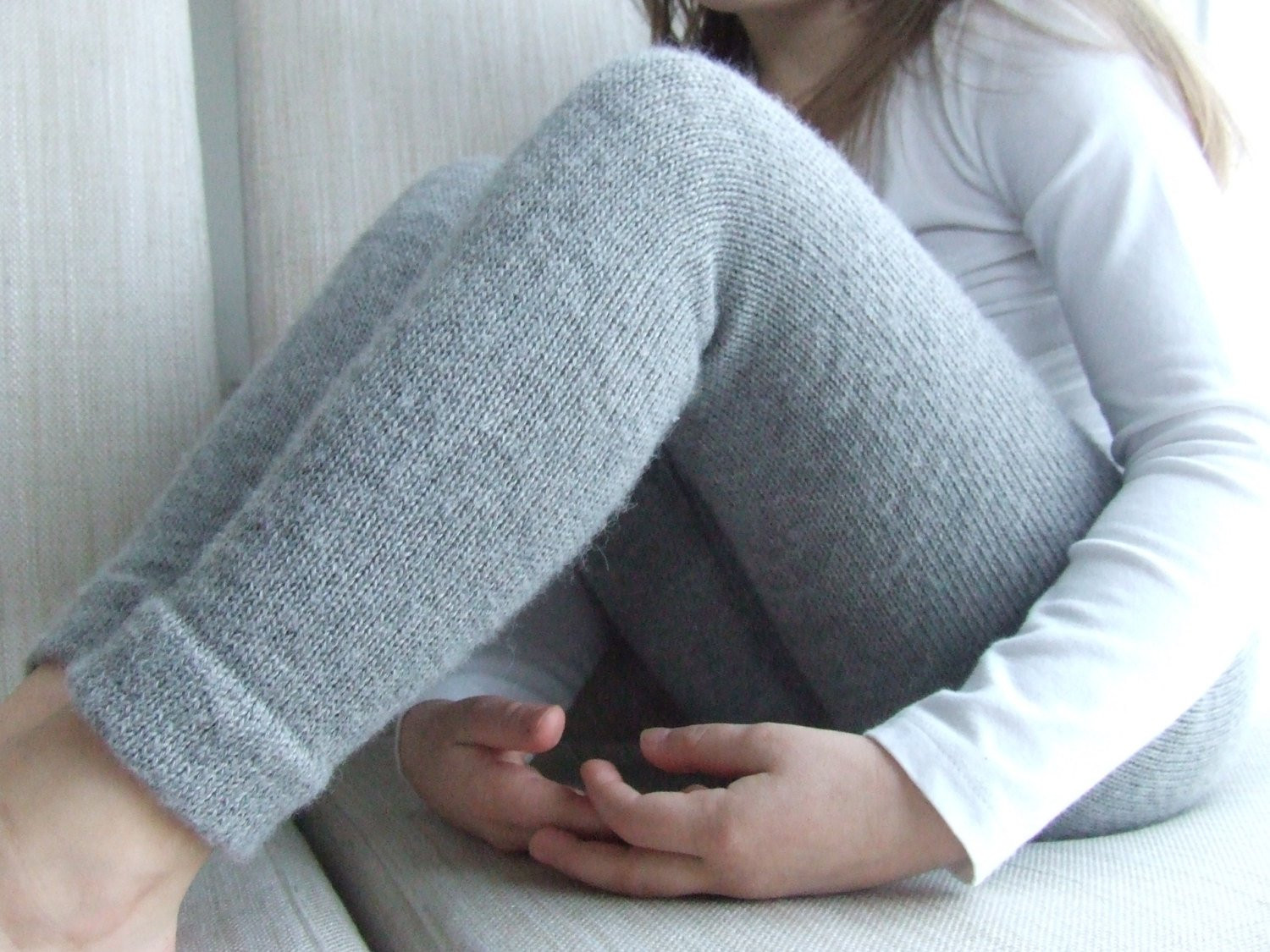 Beautiful Baby Alpaca Knit Gray Pants Knitted Children Leggings Kids Knit Baby Pants Of Attractive 44 Pics Knit Baby Pants