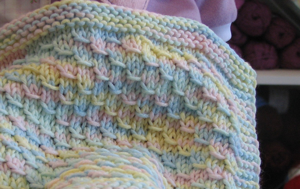 Beautiful Baby Blankets Fresh Beautiful Knit Baby Blanket House Photos How to Knit Of Delightful 43 Pics Beautiful Baby Blankets