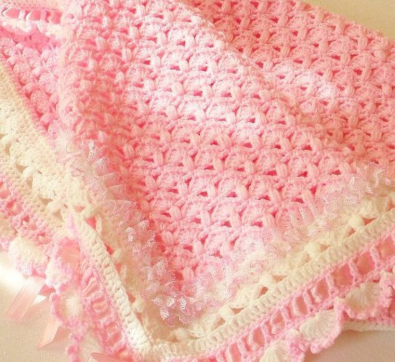 Beautiful Baby Blankets Luxury 1000 Images About Crochet On Pinterest Of Delightful 43 Pics Beautiful Baby Blankets