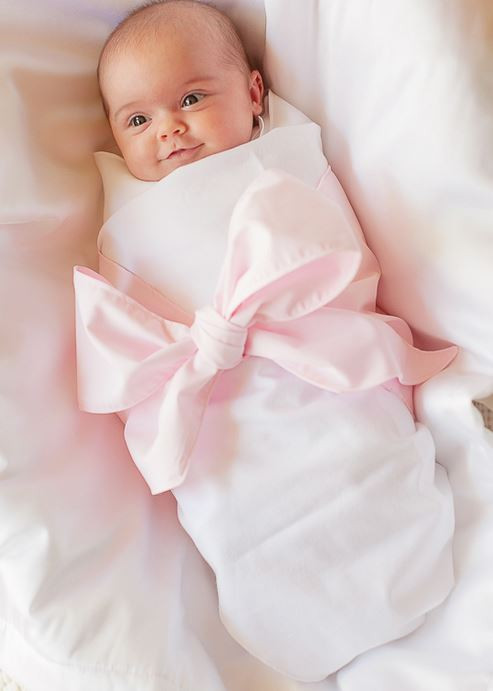 Beautiful Baby Blankets New Monogrammed Swaddle Blanket with Pink Bow Of Delightful 43 Pics Beautiful Baby Blankets