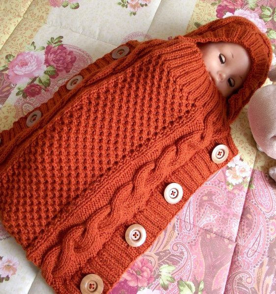 Beautiful Baby Cocoon Snuggly Sleep Sack Wrap Knitting Patterns Knitted Baby Cocoon Of Marvelous 42 Photos Knitted Baby Cocoon