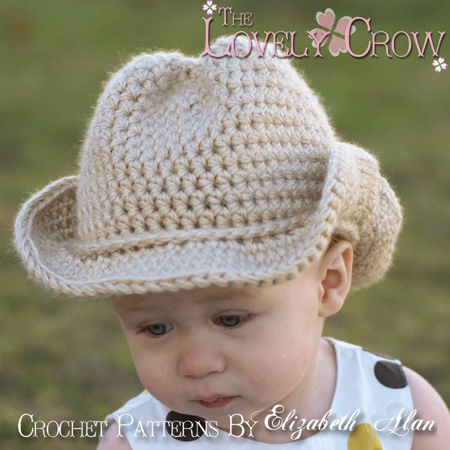 Beautiful Baby Cowboy Crochet Pattern Cowboy Hat for Boot Scoot N Child Crochet Hat Pattern Of Amazing 43 Photos Child Crochet Hat Pattern