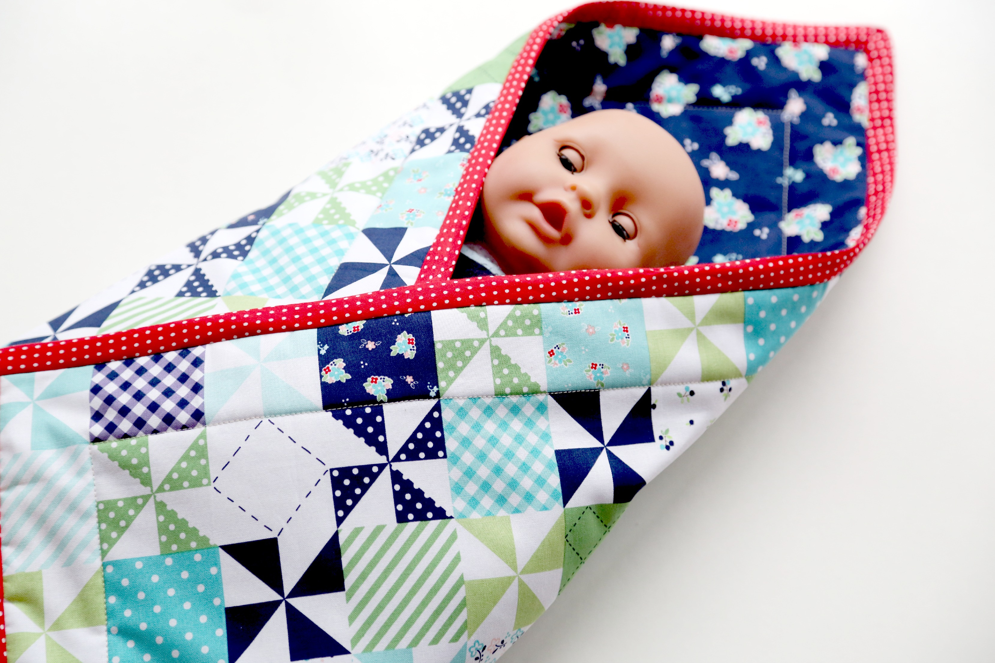 Beautiful Baby Doll Pouch Blanket Tutorial the Cottage Mama Baby Doll Blankets Of Adorable 37 Images Baby Doll Blankets