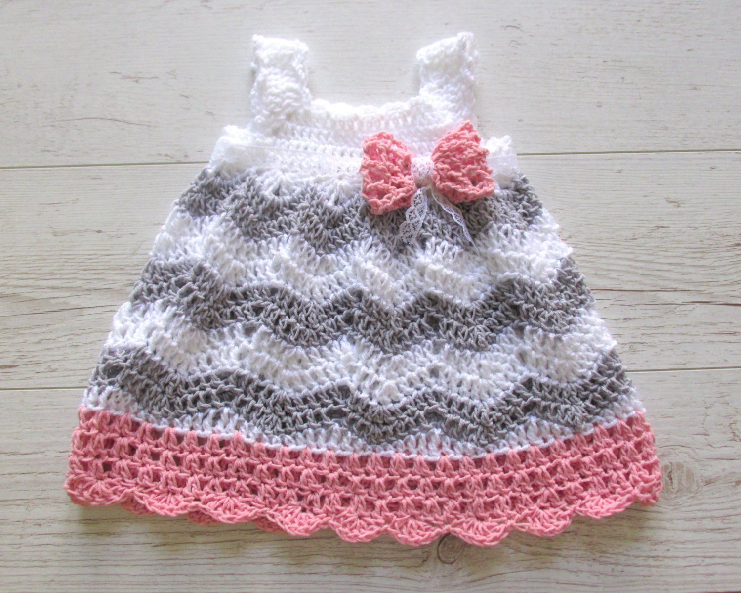Beautiful Baby Girl Crochet Dress Baby Shower Gift Little Girl Dress Crochet Little Girl Dress Of Awesome 44 Images Crochet Little Girl Dress