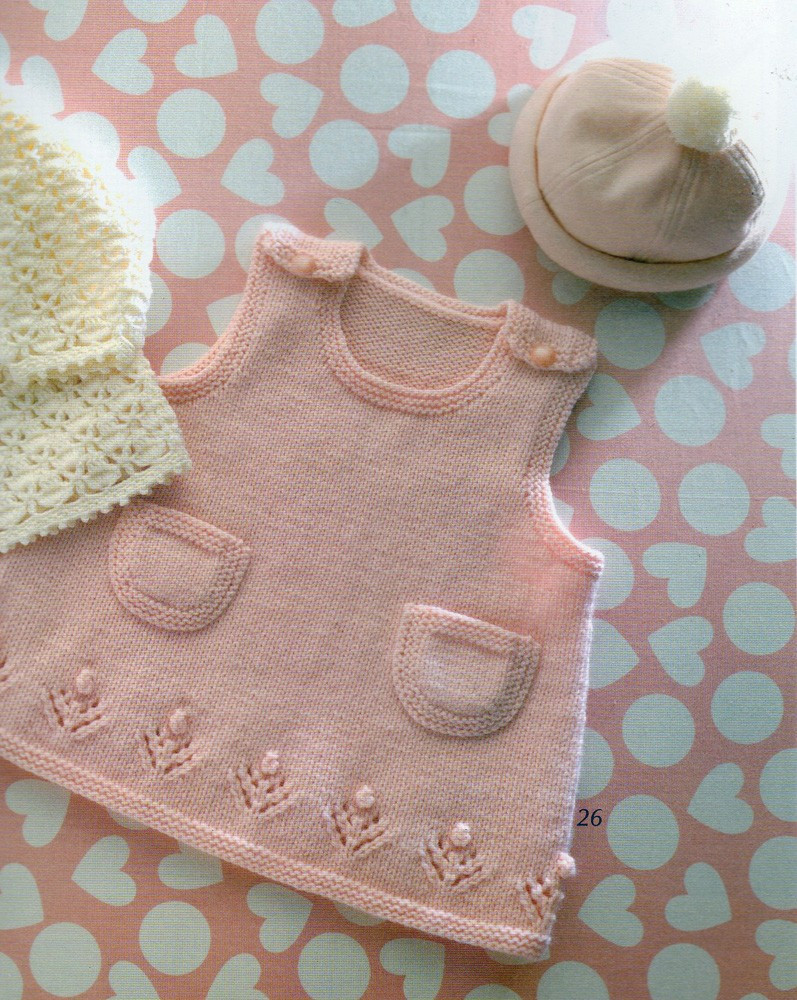 Beautiful Baby Knitting Free Knitting Knitting Patterns Free Knitted Baby Dress Of Brilliant 49 Photos Knitted Baby Dress