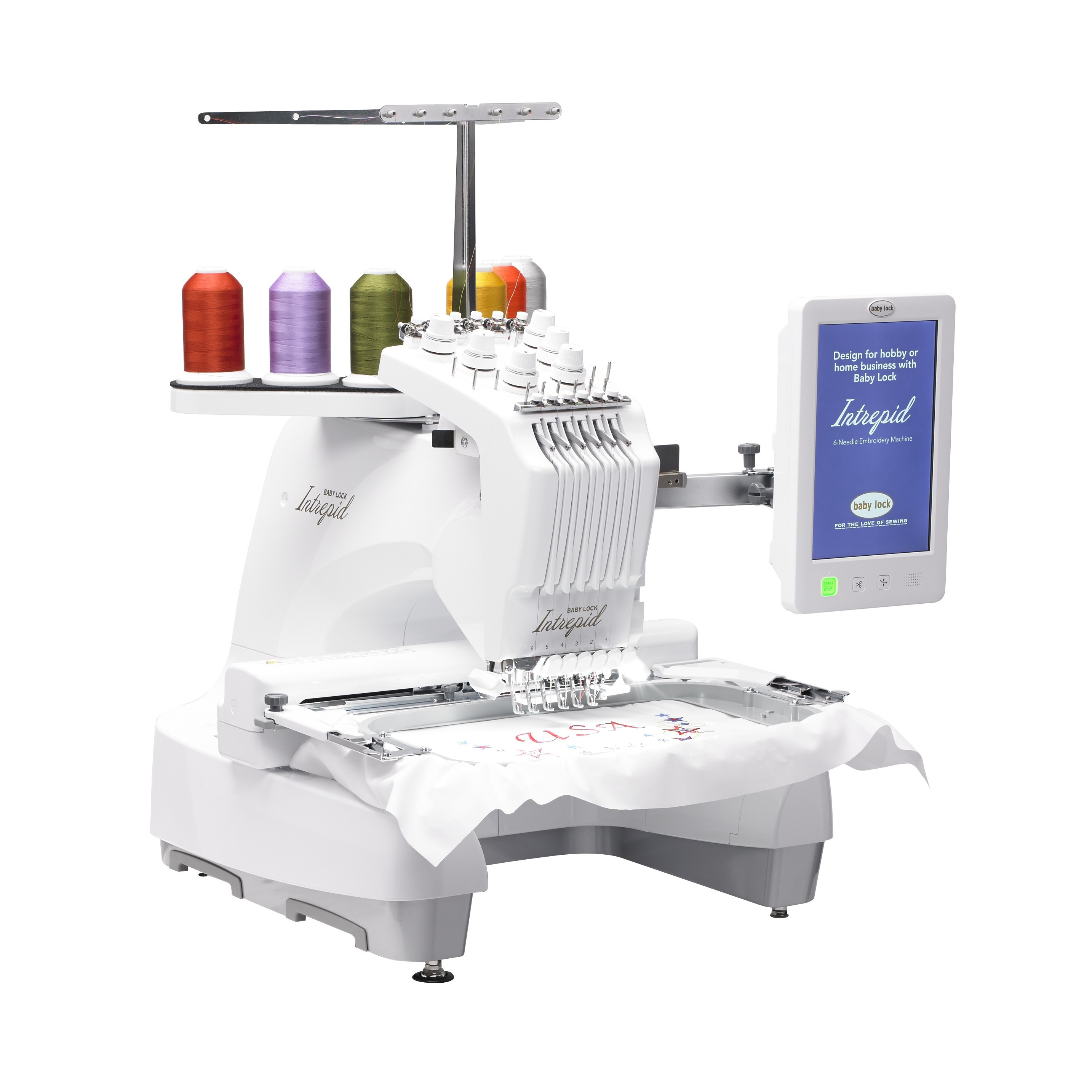 Beautiful Baby Lock Intrepid Embroidery Machine Bmt6 B Sew Inn Embroidery Only Machines Of Perfect 49 Pics Embroidery Only Machines