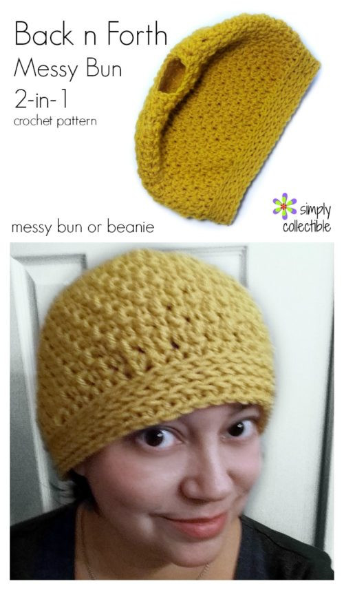 Beautiful Back N forth Messy Bun Hat Crochet Pattern and Beanie 2 Bun Beanie Crochet Pattern Of Charming 42 Pics Bun Beanie Crochet Pattern