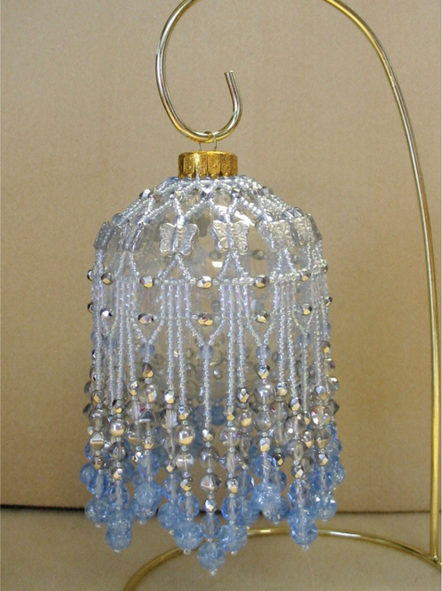 Beautiful Beaded Fancy Fringed ornament Cover Beading Instructions Fancy Christmas ornaments Of Gorgeous 49 Ideas Fancy Christmas ornaments