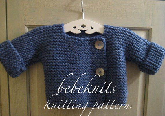 Beautiful Bebeknits Simple French Style Baby Cardigan Knitting by Baby Knitted Cardigan Of Amazing 41 Models Baby Knitted Cardigan