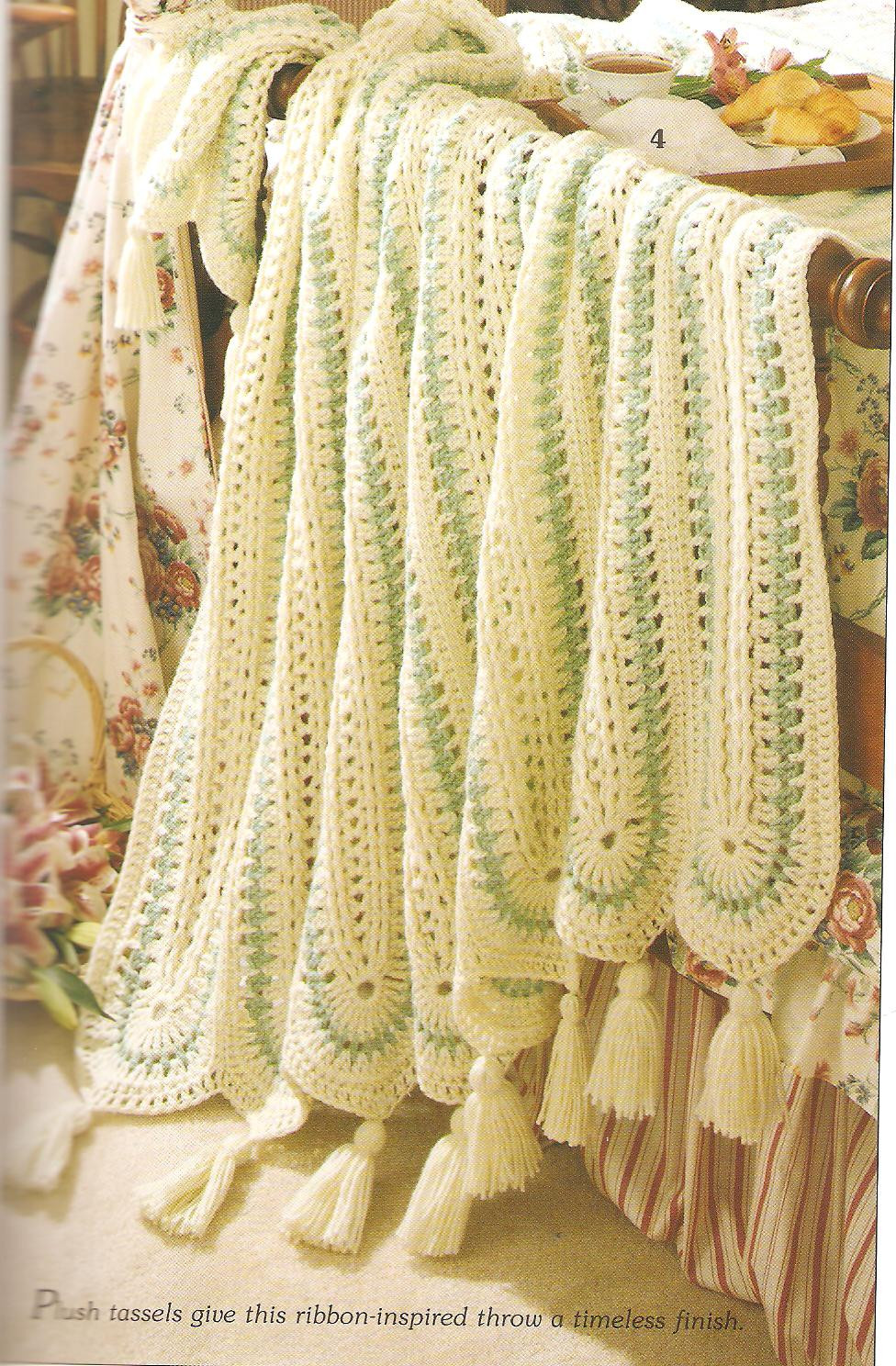 Beginner s Guide To Mile A Minute Afghans Crochet Pattern