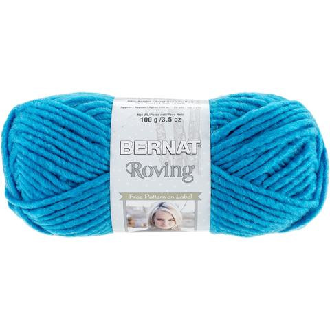 Bernat Roving Yarn Tidal Blue – Knitting Warehouse