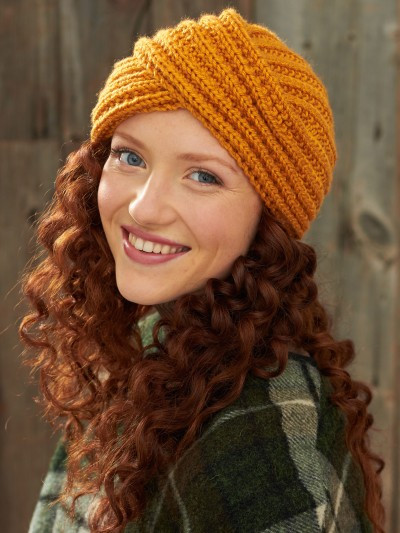 Beautiful Bernat Turban Twist Hat Knit Pattern Crochet Yarn Twist Of Delightful 44 Models Crochet Yarn Twist
