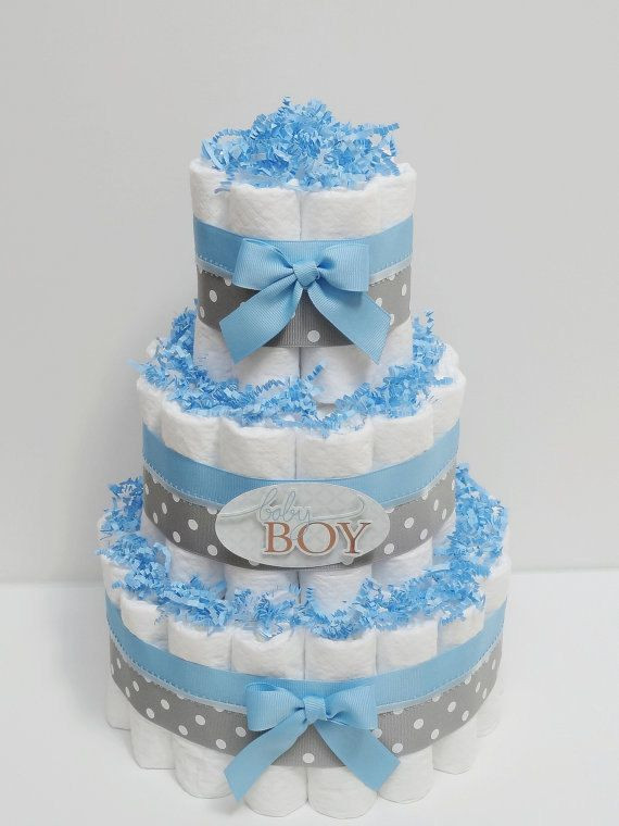 Beautiful Best 25 Diaper Cakes for Boys Ideas On Pinterest Baby Diaper Cake Ideas Of New 48 Pictures Baby Diaper Cake Ideas