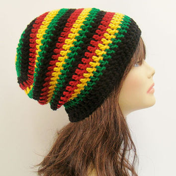 Beautiful Best Crochet Rasta Hat Products On Wanelo Rasta Hat Crochet Pattern Of Incredible 43 Pictures Rasta Hat Crochet Pattern