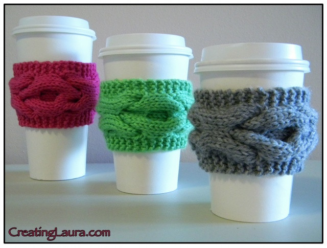 Beautiful Beverage Cosy Knitting Patterns Knit Coffee Cozy Of Luxury 48 Photos Knit Coffee Cozy