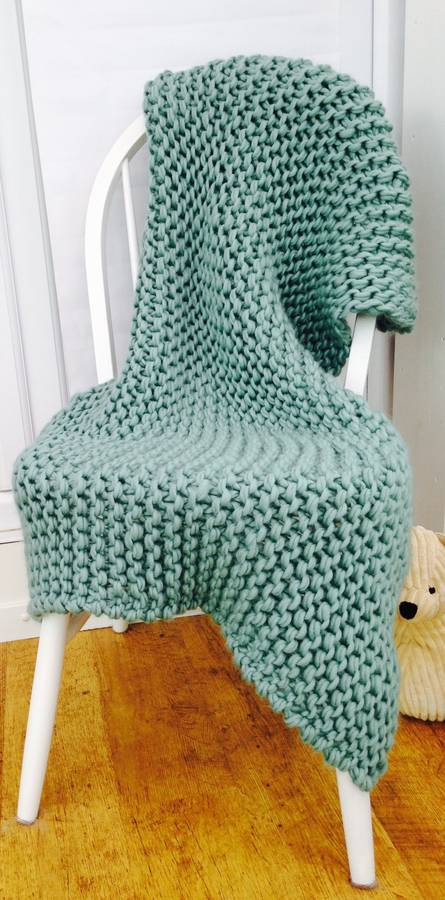 Beautiful Blanket Knit Kit Super Chunky Diy Giant Throw by Wool Chunky Knit Blanket Kit Of Amazing 46 Images Chunky Knit Blanket Kit