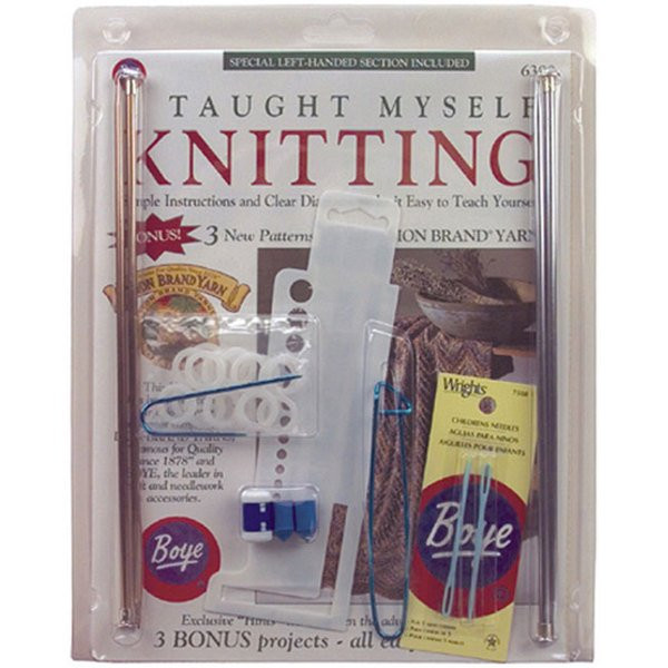 Beautiful Boye I Taught Myself Knitting Beginner S Kit Free Beginners Crochet Kit Of Amazing 49 Photos Beginners Crochet Kit