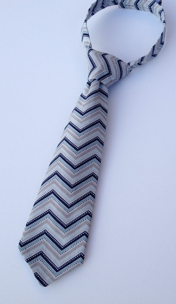 Beautiful Boys Neck Tie Infant Tie toddler Neck Tie Gray and Blue Children's Scarves Of New 48 Pictures Children's Scarves