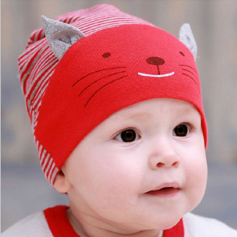 Beautiful Buy Baby Girl Boys Cute Animal Cat soft Cotton Baggy Baby Animal Hats Of Attractive 49 Images Baby Animal Hats